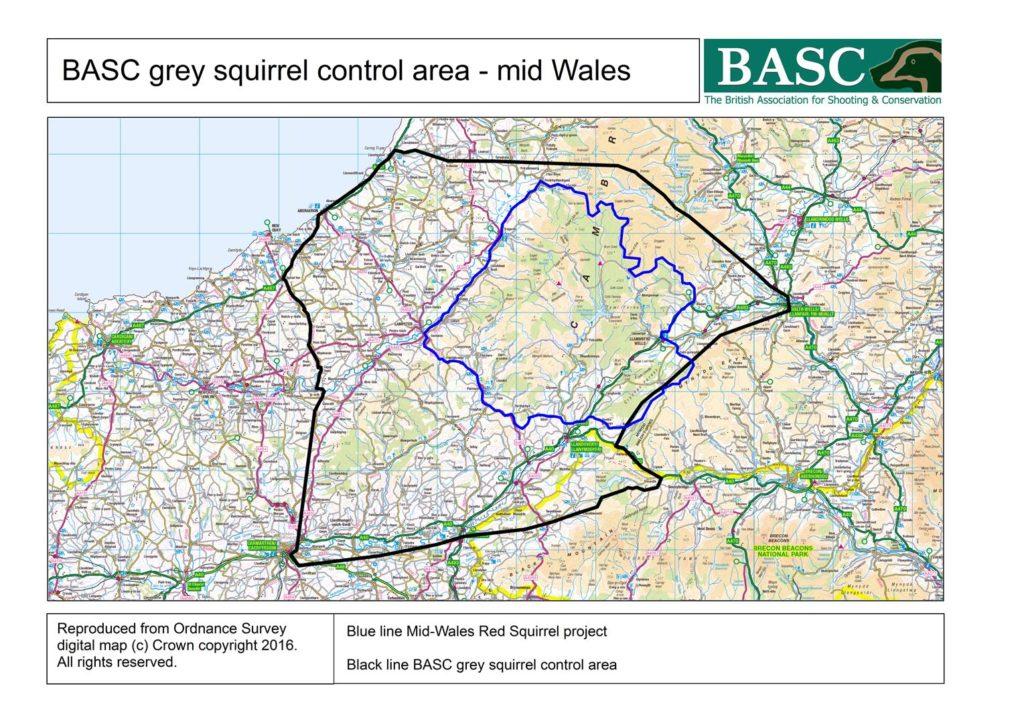 BASC Mid Wales Grey
