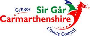 Carmarthenshire council logo